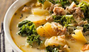 Zupy idealne na jesień. Rozgrzewają i poprawiają nastrój