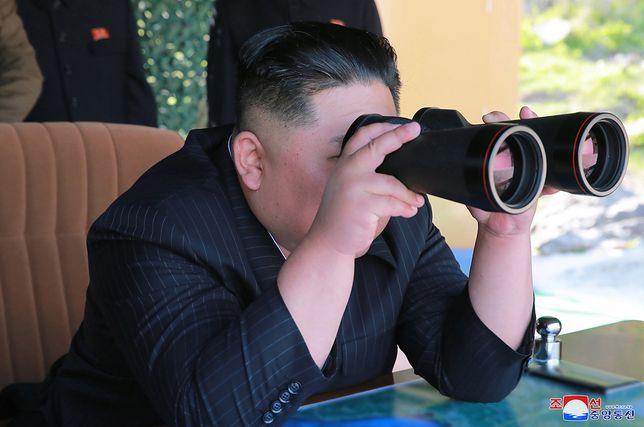 Kim Dzong Un osobiście nadzorował próby rakiet balistycznych