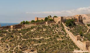 Forteca Alcazaba w Almerii