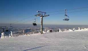 Region narciarski Rokytnice nad Jizerou znajduje się na krańcu pasma Karkonoszy
