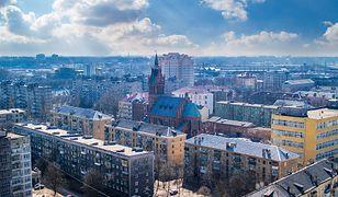 Na zdjęciu panorama Kaliningradu