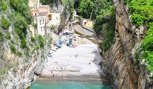 Fiordo di Furore - niezwykły zakątek południowej Europy
