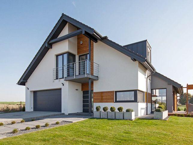 W porównaniu z technologią drewnianą koszty domu murowanego są znacznie niższe.