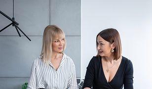 Joanna Real-Studzińska i Beata Kwiatkowska, projektantki i autorki bloga MakeHomeEasier