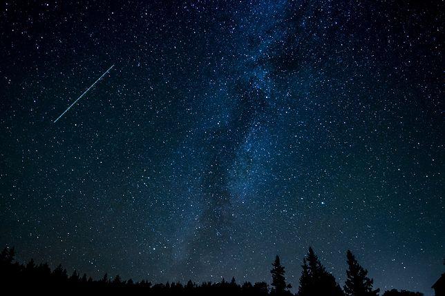Noc spadających gwiazd już w ten weekend
