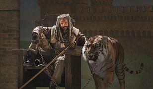 Tygrys rusza do walki. Zobacz, co czeka nas w finale siódmego sezonu ''The Walking Dead''