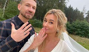 Wojciechowska nie uniknęła pytań o ślub. Wyjawiła na antenie, jak się teraz nazywa