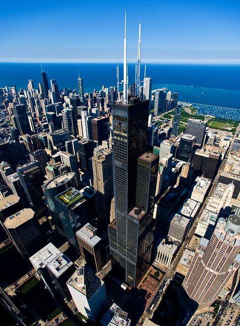 Ledge, Willis Tower, Chicago