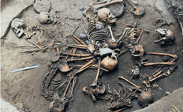 Grobowce, w których pochowano tajemnice