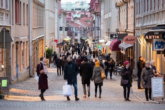 Goteborg, Szwecja