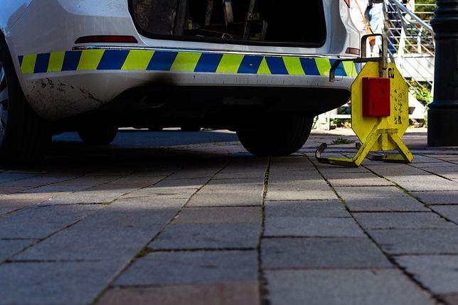 Bagażnik auta, zdjęcie ilustracyjne