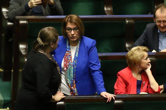 Wymiana zdań między Pawłowicz a Mazurek odbiła się szerokim echem w mediach