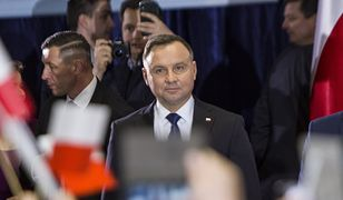 Wybory prezydenckie. Andrzej Duda znów będzie w Pałacu Prezydenckim