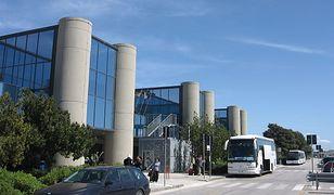 Budynek portu lotniczego Trapani