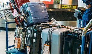 Przepisy lotnicze zabraniają przewozu bagażu bez jego właściciela