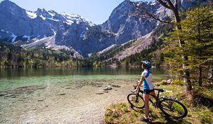 Austria - najpiękniejsze trasy rowerowe