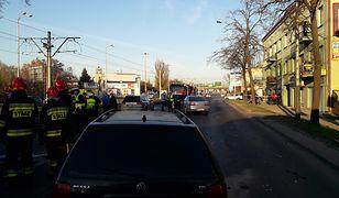 Policja prosi o pomoc w znalezieniu kierowcy