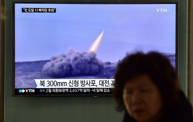 Według źródeł wojskowych Korea Płn. wystrzeliła pocisk z łodzi podwodnej