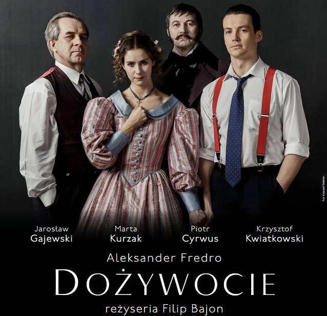 ''Dożywocie'' Aleksandra Fredry w Teatrze Polskim w Warszawie