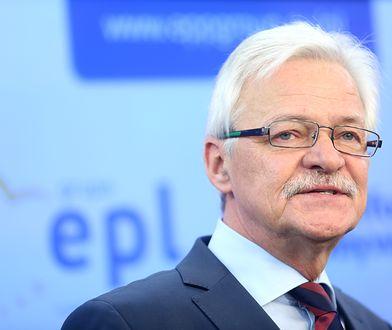 Tadeusz Zwiefka jest członkiem Komisji Prawnej PE z ramienia Europejskiej Partii Ludowej