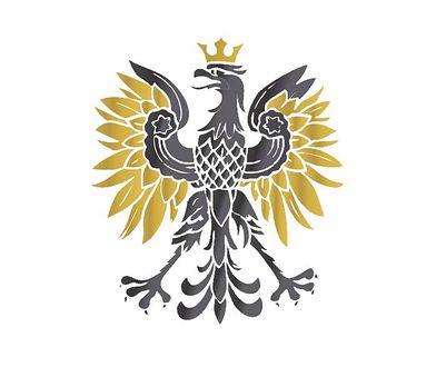 Polski orzeł wykorzystany przez Brazylijczyków jako logo