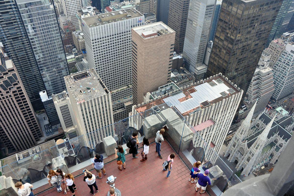 Nowa atrakcja ma powstać na 69 piętrze Rockefeller Center