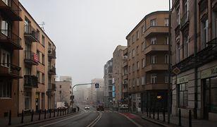 Smog Warszawa - zła jakość powietrza w czwartek 28 lutego.