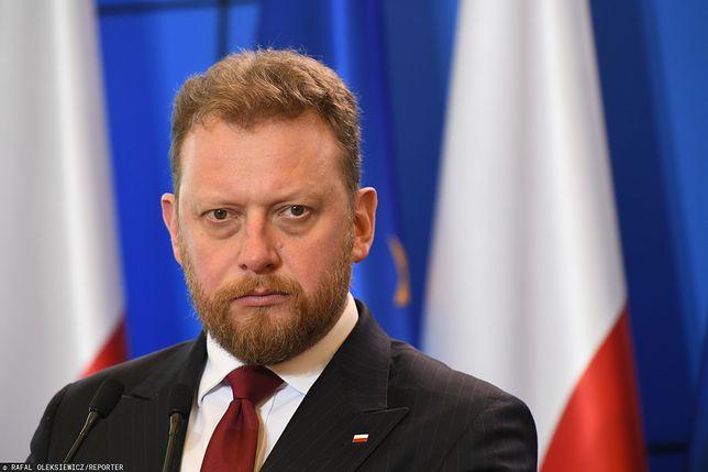 """Koronawirus w Polsce. Minister zdrowia """"nie czuje przypływu optymizmu"""""""