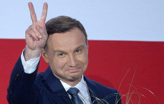 """93,6 proc. poparcia dla Andrzeja Dudy. """"Nie jesteśmy zaskoczeni"""""""