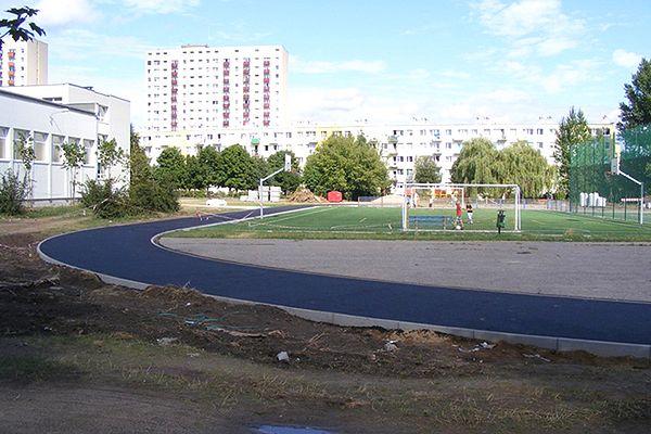 Na os. Zwycięstwa w Poznaniu powstaje Winogradzki Park Sportu i Rekreacji