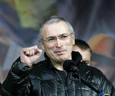 """Rosyjski milioner o protestach przeciwko Putinowi. """"Mają sens"""""""