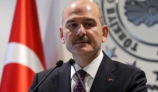Minister spraw wewnętrznych Suleyman Soylu