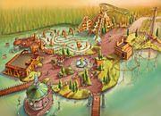 Park rozrywki Adventure World Warsaw ma zacząć działać już w 2015 roku.