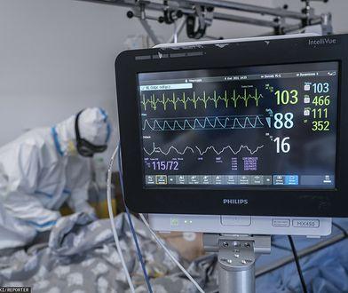 Zgony wśród medyków. Liczby nie pocieszają