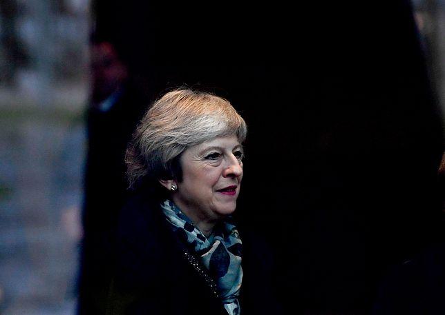 Będą głosować wotum nieufności dla Theresy May. Premier rządu wygłosiła oświadczenie