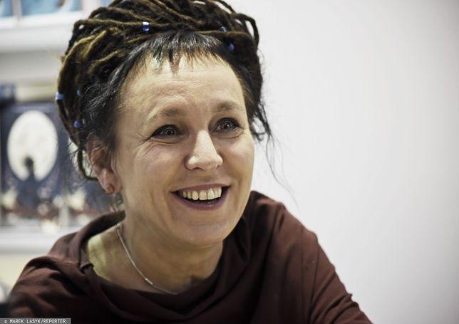 Olga Tokarczuk z Literacką Nagrodą Nobla. Otrzymała laur za rok 2018