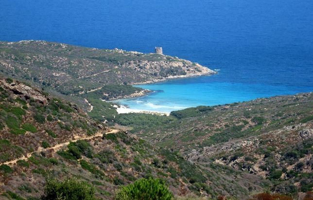 Asinara, Włochy