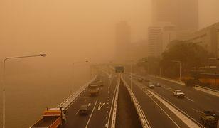Burza piaskowa w Indiach. Mieszkańcy stolicy myśleli, że to już koniec