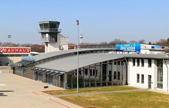 Lotnisko Mannheim leży tylko 4 kilometry od centrum miasta