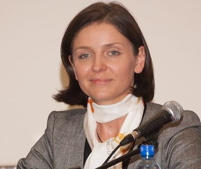 Joanna Mucha to posłanka PO