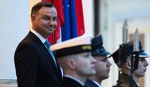 Andrzej Duda złożył Polkom życzenia z okazji Dnia Kobiet. Podziękował im za ich zasługi