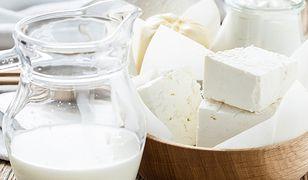 Mleko kozie często wykorzystuje się do wytwarzania serów.