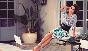 Eva Mendes zaprojektowała własną kolekcję ubrań