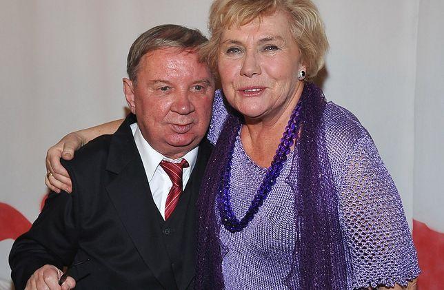 Roman Kłosowski i Teresa Lipowska