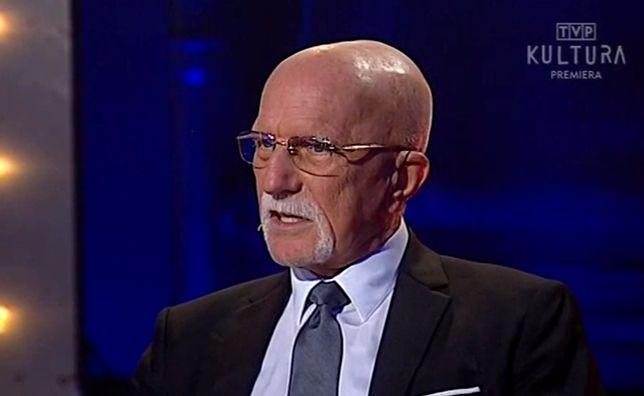 """Jednym z prowadzących program """"Dranie w kinie"""" w TVP Kultura jest Krzysztof Kłopotowski"""