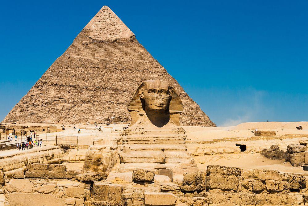 Do Egiptu nie tylko czarterem. LOT i EgyptAir oferują bilety łączone do Kairu