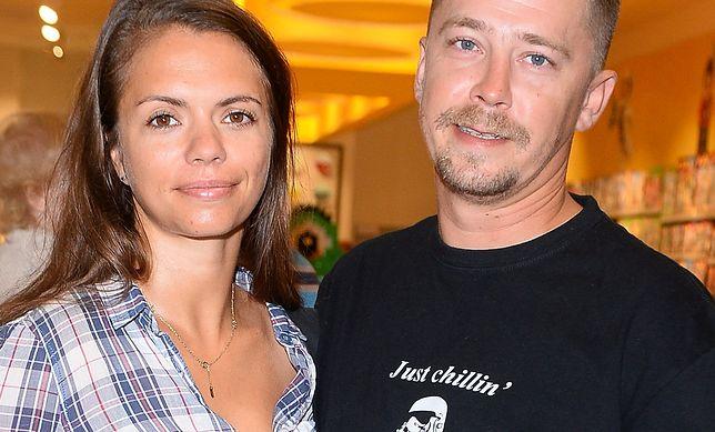 Kasia Obuchowicz i Bartosz Obuchowicz
