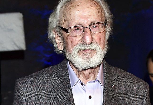 Franciszek Pieczka ma 93 lata
