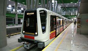 """Ponad 22 miliony pasażerów na II linii metra. """"Jest też porozumienie z Siemensem"""""""