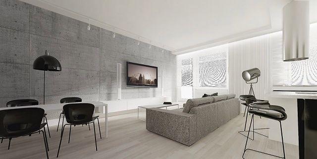 Gdzie sprawdzi się beton architektoniczny?